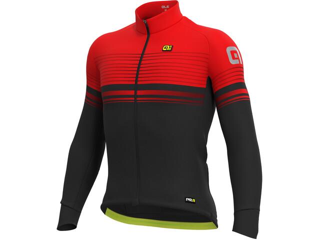 Alé Cycling Graphics PRR Slide Micro Jersey Herren black-red
